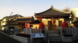 谷中・東覚寺