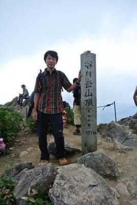 谷川岳41