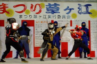 ヤイバ・紅蓮丸vs血讐20121013