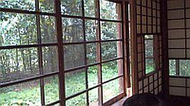 蕎麦屋 風景