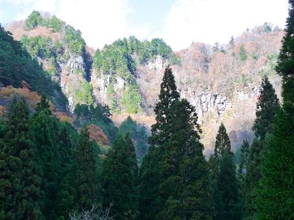 幻の大滝跡_その1