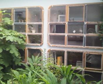 ダーチャの窓