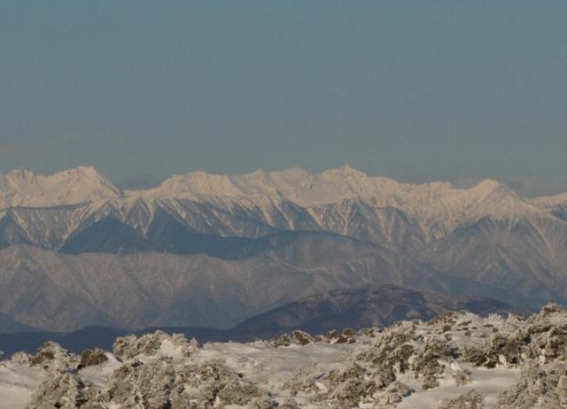 八ヶ岳の天狗3