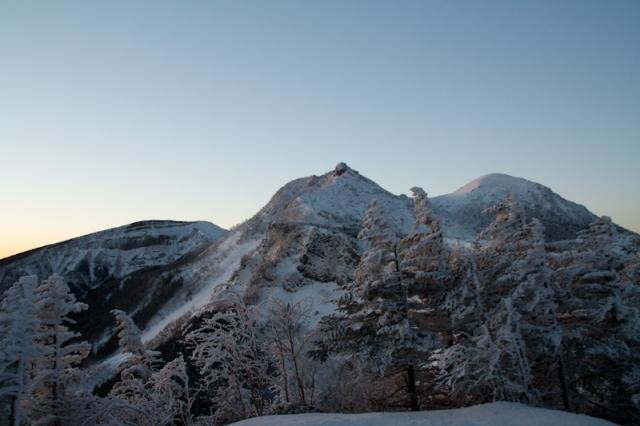 八ヶ岳の天狗5
