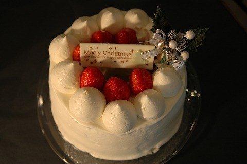 2010クリスマスケーキ 2