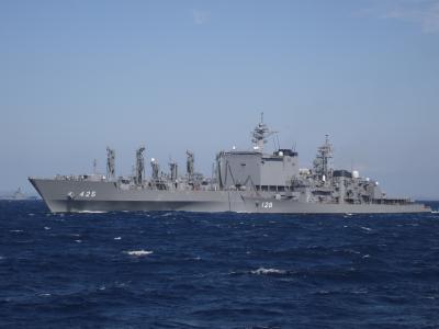 観艦式35