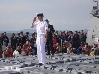 観艦式43