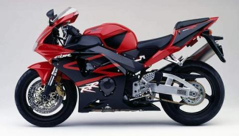 Honda CBR954 6