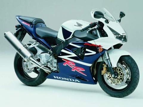 Honda CBR954 3