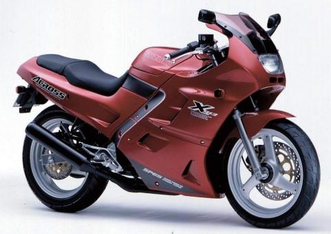 Suzuki Across 91