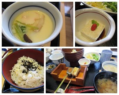 豆腐づくし膳3