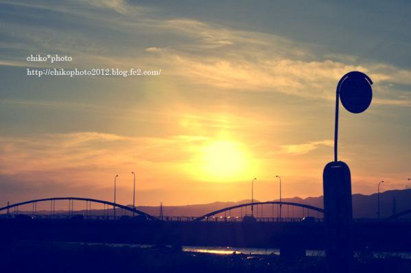 photo-147 夕暮れの風景
