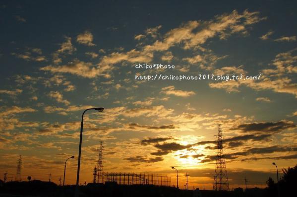photo-284 2012年12月の夕暮れ1