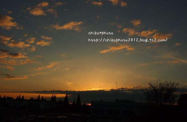photo-285 2012年12月の夕暮れ1