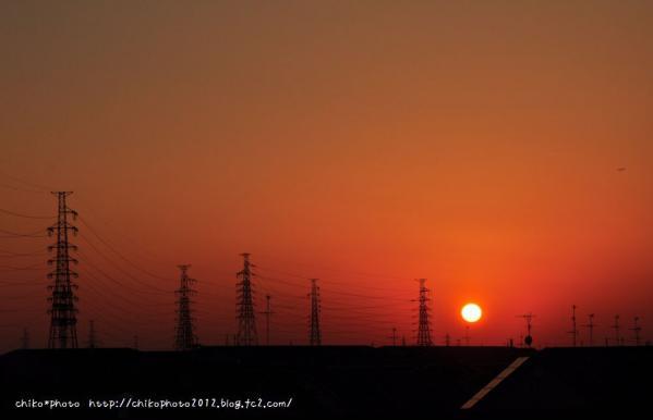 photo-293 夕日_1