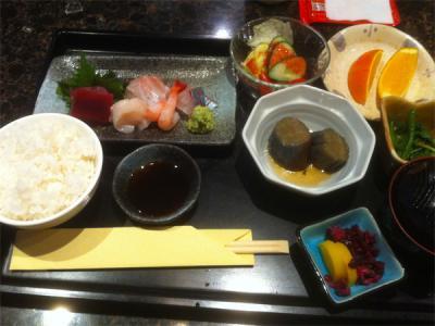 香港の日本料理