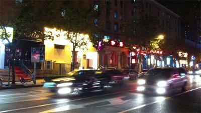 仙霞路居酒屋街