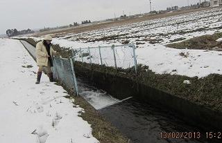 小水発電候補地