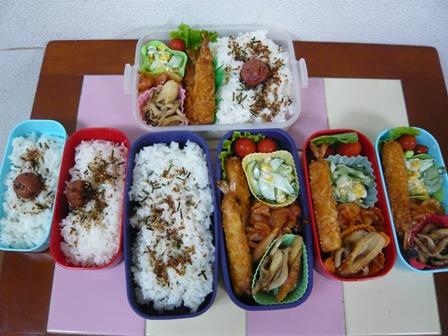 20121004_今日のお弁当