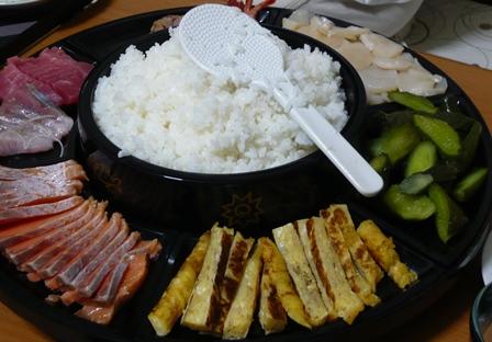 20121007_手巻き寿司