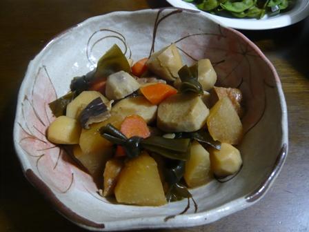 20121013_お煮しめ