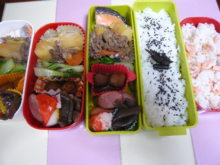 20121018_今日のお弁当