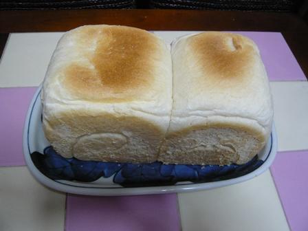 20121021_ 食パン