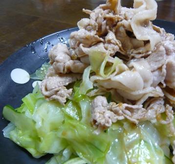 20121031_豚肉レモン