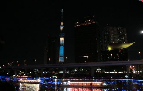 東京ホタルTOKYO HOTARU FESTIVAL 2012