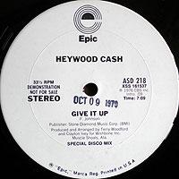 HeywoodCash-Giveブログ