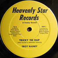 TroyRainey-Trickyブログ