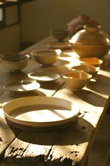 土鍋展ラボテーブル