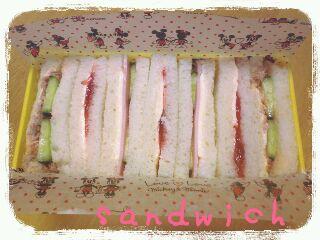 ここぶーリクエスト sandwich☆