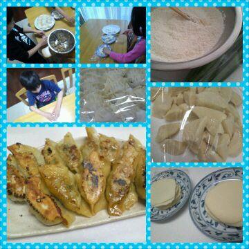 手作り餃子☆