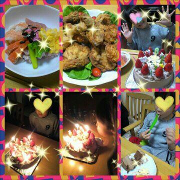 birthday party☆