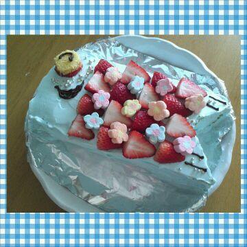 こいのぼりケーキo,+:。☆.*・+。
