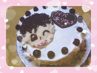 パパケーキ♡♡