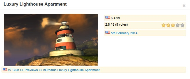 Luxury Lighthouse Apartment