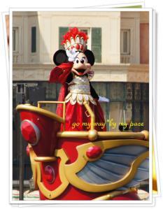 Disney SEA201219