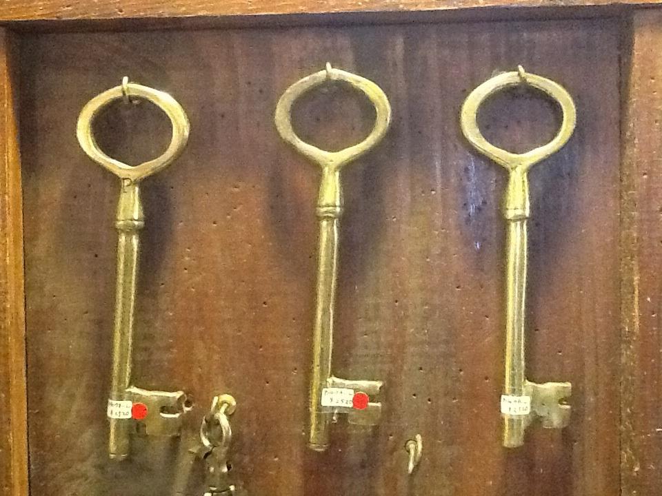 アンティーク キー 鍵 真鍮