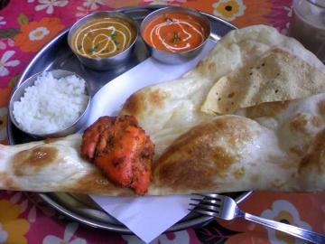 インド料理アラティ 2