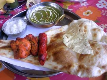 インド料理アラティ 3
