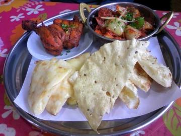 インド料理アラティ 4
