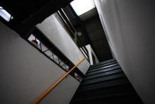 ことはの日々-階段