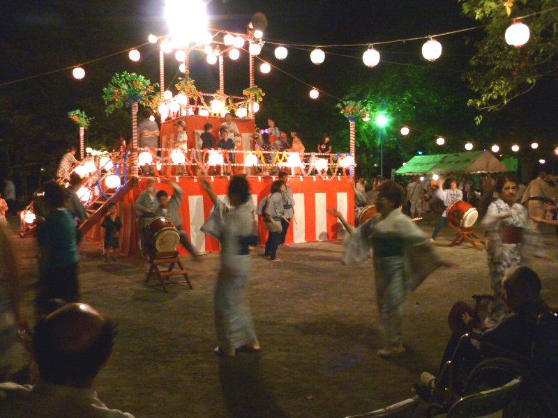 盆踊り_2