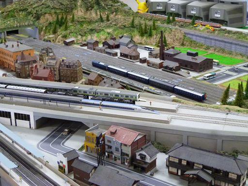 500系新幹線模型_R