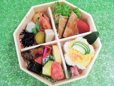 大阪 ランチョンお弁当