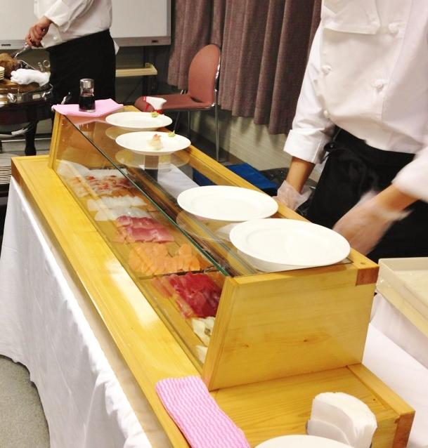 寿司職人 握り寿司