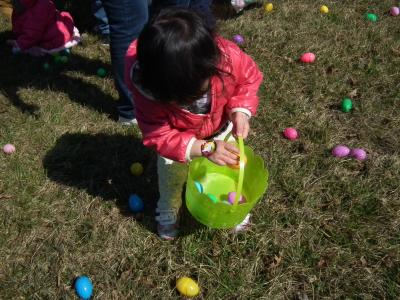 Egg Hunting 2013⑤