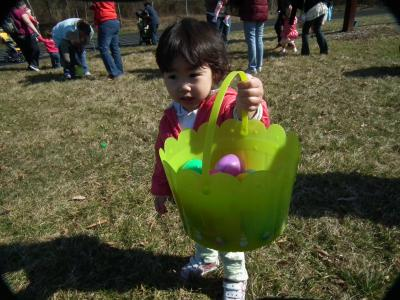 Egg Hunting 2013⑥